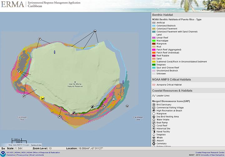 Virgin Islands Research Data