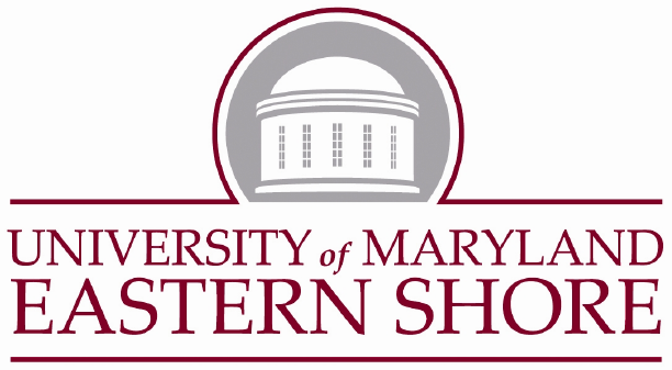 A logo for the University of Maryland Eastern Shore.