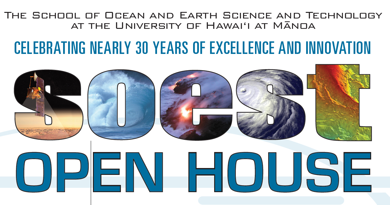 Sign advertising the open house.