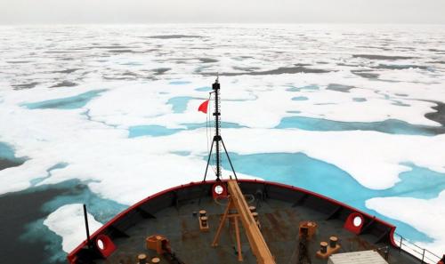 An icebreaker.
