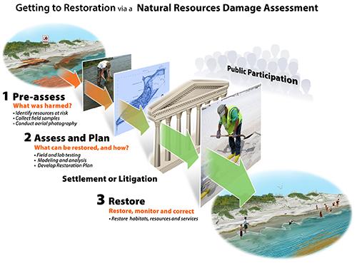 Natural Resource Damage Assessment Texas