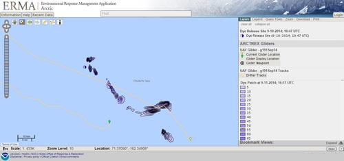 Screenshot of a map.