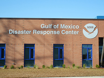 NOAA's Gulf of Mexico Disaster Response Center.
