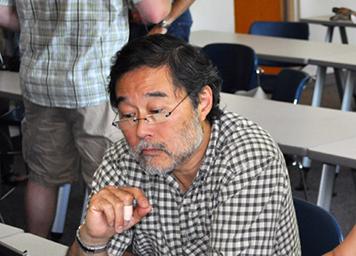 Gary Shigenaka.