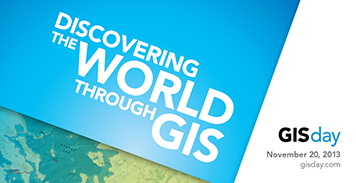 GIS Day logo.