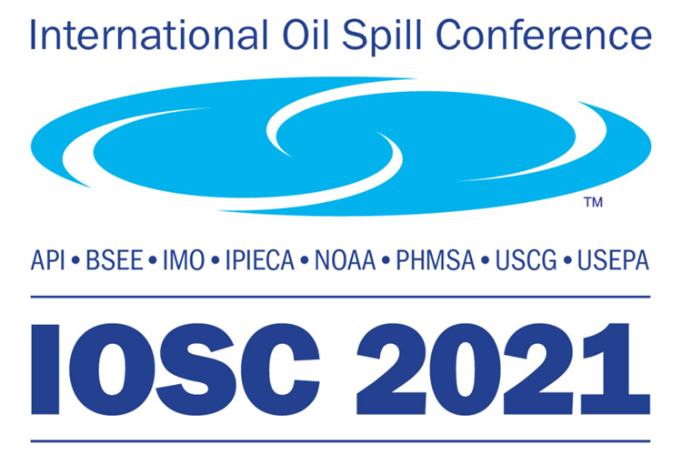 Logo for International Oil Spill Conference 2021
