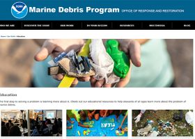 Marine Debris Education webpage.