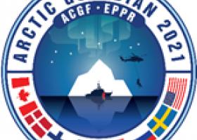 Arctic Guardian 2021 logo.