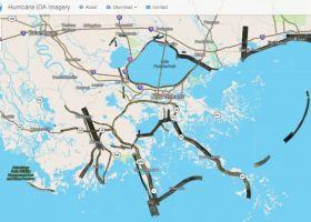 A screenshot of a map.