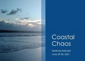 Title slide for Coastal Chaos