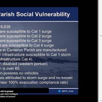 Screen shot from presentation.