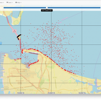 Screen grab from GNOME map.