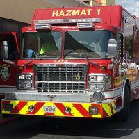 A firetruck.